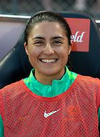 International Women's Friendly Matchs 2019 / <br /> Cup of Nations Tournament 2019 - <br /> Australia v New Zealand 2-0 ( Leichhardt Oval Stadium - Sidney,Australia ) - <br /> Teresa Polias of Australia