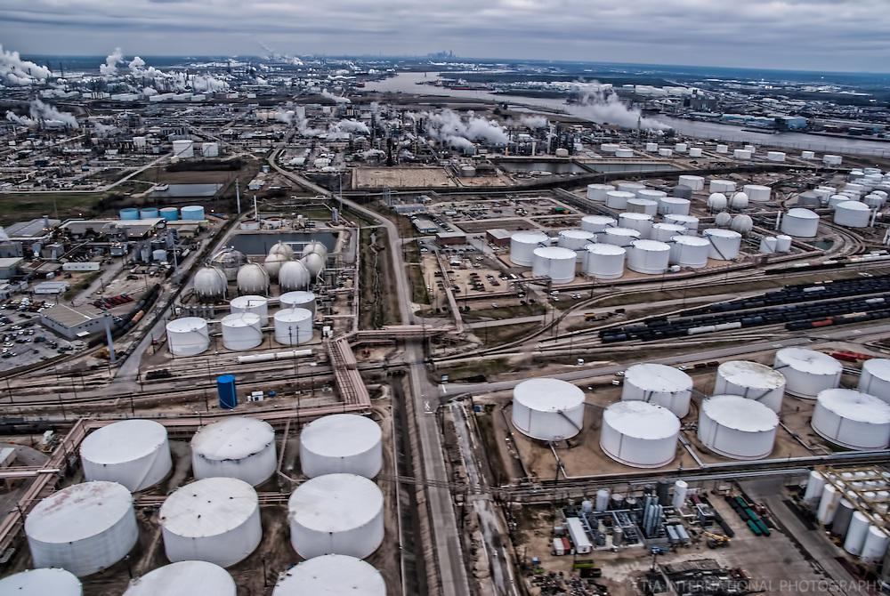 Refineries, Port of Houston