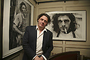 Marco Pierre White, Bob Carlos Clarke: Dark Genius - launch & memorial <br />
