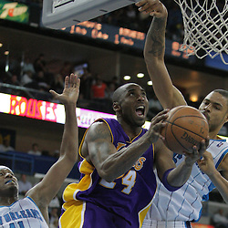 11-12 Lakers at Hornets
