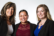 Mentors Caitlyn, Ana, Josephine of the FBI