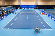 NEC Wheelchair Tennis Masters - 02/12/2015