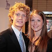 NLD/Utrecht/20110921 - NFF 2011- Premiere De Bende van Oss, Martijn Lakeman en partner .....