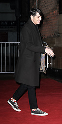 "Glasgow Film Festival, Saturday 23rd February 2019<br /> <br /> Pictured: Actor and writer David Dastmalchian attends the International Premiere of ""All Creatures Here Below""<br /> <br /> Alex Todd | Edinburgh Elite media"