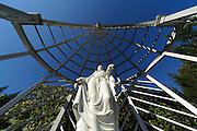 Statue Russischer Garten, Schlosspark Belvedere, Weimar, Thüringen, Deutschland | Russian Garden, palace park Belvedere, Weimar, Thuringia, Germany