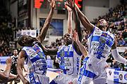 DESCRIZIONE : Campionato 2014/15 Dinamo Banco di Sardegna Sassari - Dolomiti Energia Aquila Trento<br /> GIOCATORE : Shane Lawal Rakim Sanders Kenneth Kadji<br /> CATEGORIA : Rimbalzo Composizione<br /> SQUADRA : Dinamo Banco di Sardegna Sassari<br /> EVENTO : LegaBasket Serie A Beko 2014/2015<br /> GARA : Dinamo Banco di Sardegna Sassari - Dolomiti Energia Aquila Trento<br /> DATA : 04/04/2015<br /> SPORT : Pallacanestro <br /> AUTORE : Agenzia Ciamillo-Castoria/L.Canu<br /> Predefinita :