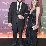 NLD/Amsterdam/20180213 - Edison Pop Awards 2018, Jelle Broek en ......