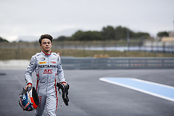March 6, 2018 - Le Castellet, France - NYCK DE VRIES of the Netherlands and Prema Racing during the 2018 Formula 2 pre season testing at Circuit Paul Ricard in Le Castellet, France. (Credit Image: © James Gasperotti via ZUMA Wire)