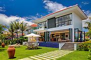 Ocean Villas display home in Danang, shot for VinaCapital