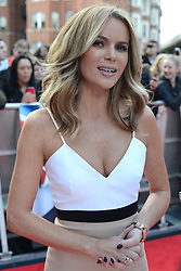 Britain's Got Talent. Amanda Holden arrives to Britain's Got Talent at Hammersmith Apollo. Hammersmith Apollo, London, United Kingdom. Tuesday, 11th February 2014. Picture by Peter Kollanyi / i-Images