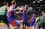 27/12/2014 NBL Adelaide 36ers vs Townsville Crocs at the Adelaide Arena. Photo by Kelly Barnes/AllStar Photos