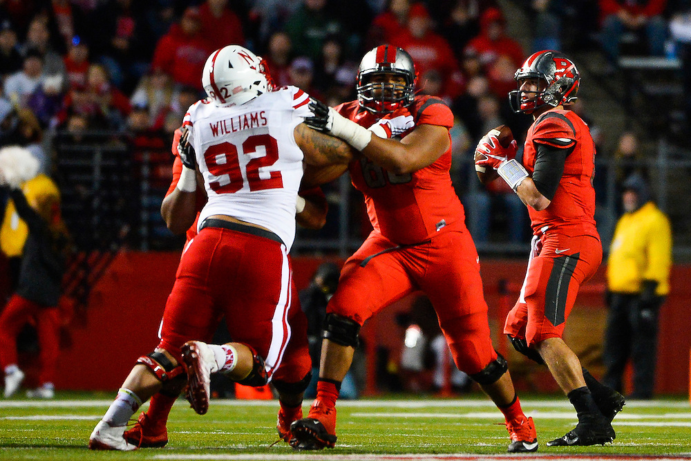 Rutgers football takes on Nebraska on Saturday, November 14, 2015 at High Point Solutions Stadium in Piscataway, NJ.