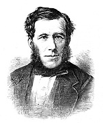John Bennett Lawes, English agriculturalist, 1882.  Lawes (1814-1900)  began experimental farming on his estate at Rothamstead, Hertfordshire  in 1843 founded the now famous Rothamsted Experimental Research Station. He used artificial fertilisers and in 1