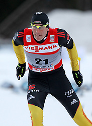 29.12.2011, DKB-Ski-ARENA, Oberhof, GER, Viessmann FIS Tour de Ski 2011, Prolog, Freie Technik/ Freistil Herren im Bild Andreas Katz (GER) . // during of Viessmann FIS Tour de Ski 2011, in Oberhof, GERMANY, 2011/12/29 .. EXPA Pictures © 2011, PhotoCredit: EXPA/ nph/ Hessland..***** ATTENTION - OUT OF GER, CRO *****