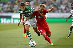 Sporting CP vs FC Steaua Bucuresti - 15 Aug 2017