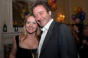 KATE REARDON; JAMES SEYMOUR, Kate Reardon and Michael Roberts host a party to celebrate the launch of Vanity Fair on Couture. The Ballroom, Moet Hennessy, 13 Grosvenor Crescent. London. 27 October 2010. -DO NOT ARCHIVE-© Copyright Photograph by Dafydd Jones. 248 Clapham Rd. London SW9 0PZ. Tel 0207 820 0771. www.dafjones.com.