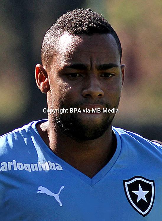 Brazilian Football League Serie A /<br /> ( Botafogo de Futebol e Regatas ) -<br /> Andre Luiz Leocadio de Paula &quot; Dede &quot;