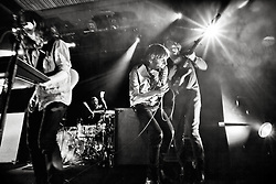 Phoenix performs at The Independent - San Francisco, CA - 4/1/13