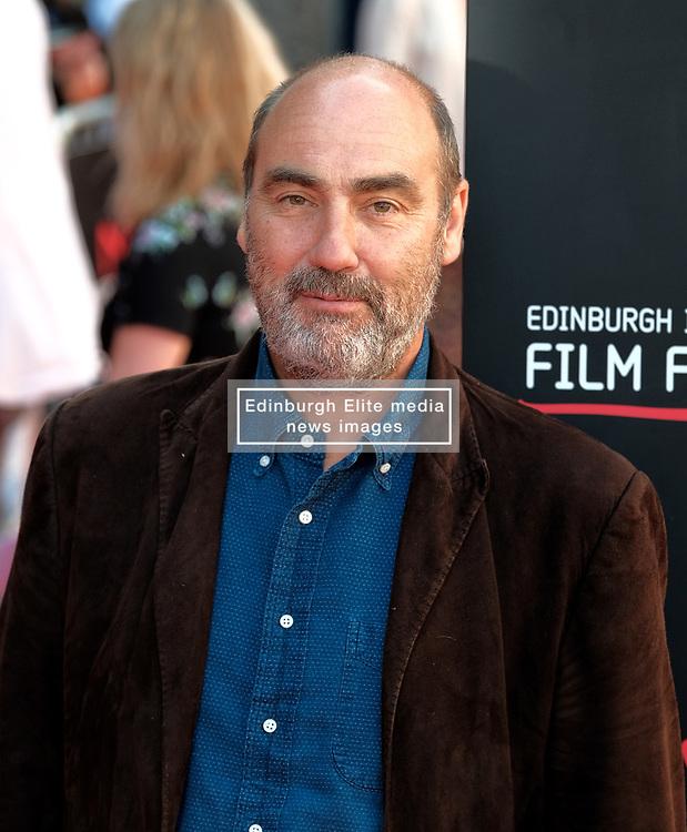 Edinburgh Film Festival, Sunday 1st July 2018<br /> <br /> SWIMMING WITH MEN (UK Premiere - Closing Night Gala)<br /> <br /> Pictured:  Director Oliver Parker<br /> <br /> Alex Todd   Edinburgh Elite media