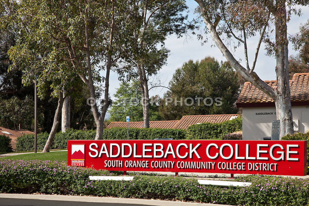 Saddleback College South Orange County Community College District