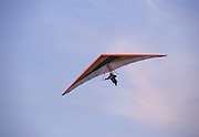 Hang Gliding, Flying, Hang Glider, Monterey, California