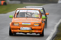#39 Ben Atkinson Ford Fiesta XR2 during Lee Bowron Ltd XR Challenge - Qualifiying  as part of the Easter Family Fun Day - Oulton Park Fosters at Oulton Park, Little Budworth, Cheshire, United Kingdom. March 28 2016. World Copyright Peter Taylor/PSP. Copy of publication required for printed pictures.  Every used picture is fee-liable. http://archive.petertaylor-photographic.co.uk