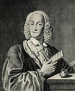 Antonio Vivaldi (1678-1741) Italian composer and violinist, born in Verona.