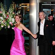 NLD/Amsterdam/20110527 - 40ste verjaardag Prinses Maxima, Prinses Mary and Ari Behn