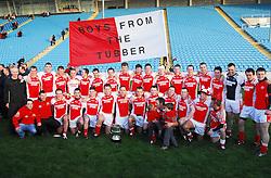 Ballintubber Mayo County Senior Football Champions...Pic Conor McKeown
