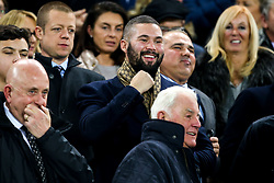 Boxer and Everton fan Tony Bellew attends Everton v Watford - Mandatory by-line: Robbie Stephenson/JMP - 10/12/2018 - FOOTBALL - Goodison Park - Liverpool, England - Everton v Watford - Premier League