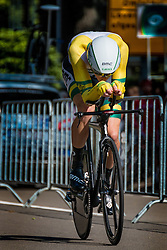 DENNIS Rohan from Australia of BMC Racing Team during his victory race, stage 2 (ITT) of the 2016 Eneco Tour at Breda, Noord-Brabant, The Netherlands, 20 September 2016. <br /> Photo by Pim Nijland / PelotonPhotos.com   All photos usage must carry mandatory copyright credit (Peloton Photos   Pim Nijland)