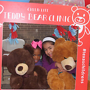 Childlife TeddyBear Clinic 2018