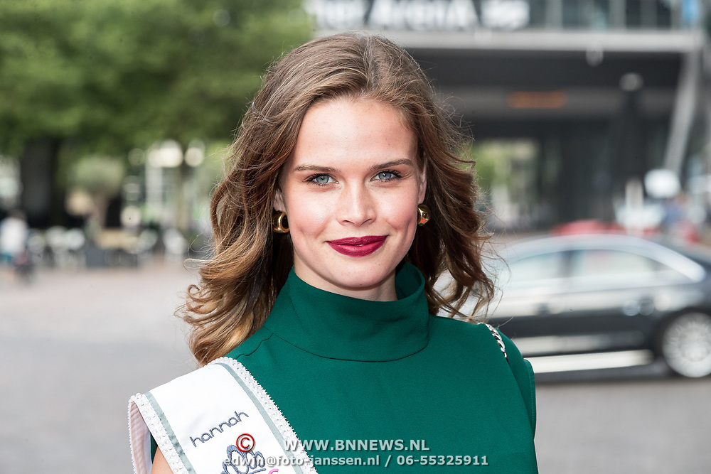 NLD/Amsterdam/20180516 - Koningspaar bij Red Ribbon Concert, Nicky Opheij