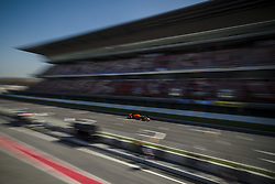 March 10, 2017 - Montmelo, Catalonia, Spain - MAX VERSTAPPEN (NED) of team Red Bull drives on track during day 8  of Formula One testing at Circuit de Catalunya (Credit Image: © Matthias Oesterle via ZUMA Wire)