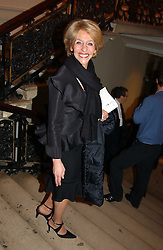 The DUCHESS OF MARLBOROUGH at a reception to celebrate the opening of Turks:A Journey of a Thousand Years, 600-1600 - an exhibition of Turkish art held at the Royal Academy of Arts, Piccadilly, London on 18th February 2005.<br /><br />NON EXCLUSIVE - WORLD RIGHTS