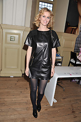 EVA HERZIGOVA at the Vogue Festival 2012 in association with Vertu held at the Royal Geographical Society, London on 20th April 2012.