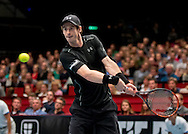 Andy Murray during the Tie Break Tens competition at the Erste Bank Open 500 at the Wiener Stadthalle, Vienna, Austria.<br /> Picture by EXPA Pictures/Focus Images Ltd 07814482222<br /> 23/10/2016<br /> *** UK & IRELAND ONLY ***<br /> <br /> EXPA-PUC-161024-0082.jpg