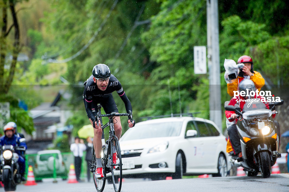 2014 Tour of Japan / stage3 / Japan / CARTHY Hugh (GBR) / Rapha Condor JLT