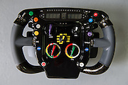 March 27-29, 2015: Malaysian Grand Prix - Force India Steering wheel