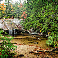 Beede Falls, Sandwich Notch Rd, New Hampshire.