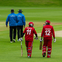Afghanistan v Oman | T20 qualifiers Edinburgh | 15 July 2015