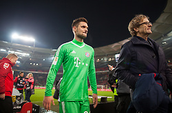 December 16, 2017 - Stuttgart, Germany - Bayerns keeper Sven Ulreich makes his way to the changing room after the final whistle the German first division Bundesliga football match between VfB Stuttgart and Bayern Munich on December 16, 2017 in Stuttgart, Germany. (Credit Image: © Bartek Langer/NurPhoto via ZUMA Press)