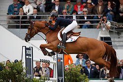 Leprevost Penelope, FRA, Flora de Mariposa<br /> FEI Nations Cup presented by Longines<br /> Longines Jumping International de La Baule 2017<br /> © Dirk Caremans<br /> 12/05/2017