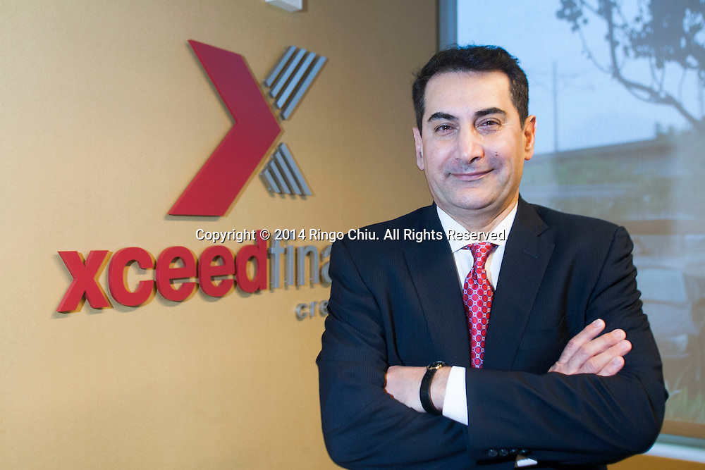 Ray Shams, COO, Xceed Financial Credit Union.Photo by Ringo Chiu/PHOTOFORMULA.com)