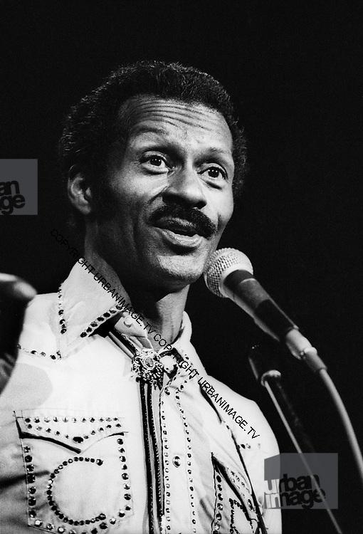Chuck Berry live London 1979
