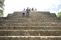 Mayan Ruins in Tikal National Park Guatemala