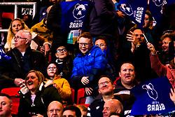 Bristol Bears fans - Mandatory by-line: Robbie Stephenson/JMP - 03/05/2019 - RUGBY - Ashton Gate Stadium - Bristol, England - Bristol Bears v Sale Sharks - Gallagher Premiership Rugby