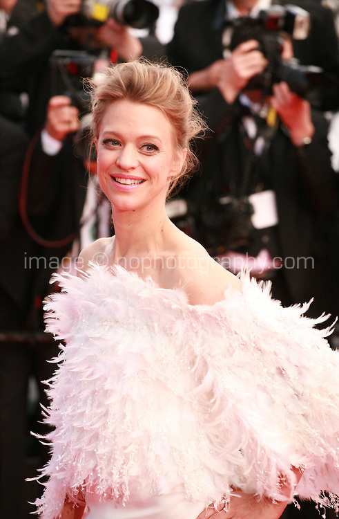 Heike Makatsch at the the How to Train Your Dragon 2 gala screening red carpet at the 67th Cannes Film Festival France. Friday 16th May 2014 in Cannes Film Festival, France.