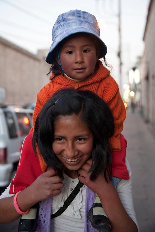 Arequipa, Peru.