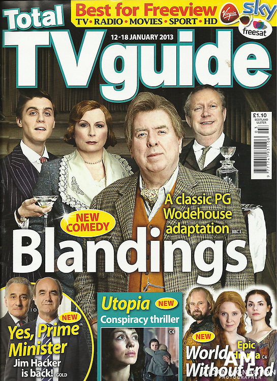 An all-star cast heads up BBC One's brand new period comedy series Blandings, based on PG Wodehouse's celebrated stories and adapted by Guy Andrews (Lost In Austen).<br /> <br /> Set in 1929 in the fictional Blandings Castle, Timothy Spall plays the amiable but befuddled Lord Emsworth (Clarence to his friends), who struggles to keep his dysfunctional family in order and usually adds to the chaos himself. All Clarence wants is to be left at peace with his beloved pig The Empress but his plans are often thwarted by an array of friends, visitors, servants and spongers. Jennifer Saunders stars as his indomitable sister Connie, Jack Farthing as hapless, unlucky-in-love son Freddy and Mark Williams as loyal and long- suffering butler Beach.<br /> <br /> There are number of well-known faces that make guest appearances during the series. David Walliams stars in two episodes as Rupert Baxter, Clarence's new secretary who is hired by Connie to help bring some order to Clarence's life. Paloma Faith plays Georgia, a dancer from London, who accompanies Freddie to Blandings and creates quite a stir with Beach. David Bamber plays Herr Schnellhund, Clarence's irritatingly bearded dance teacher.<br /> <br /> Tony Maudsley plays Cyril Wellbeloved, who has the all-important job of looking after The Empress. Sam Hoare plays 'Beefy' Bingham who dreams of marrying Connie's daughter Gertrude, much to Connie's dismay. Robert Bathurst plays Clarence's rival Sir Gregory and Jessica Hynes portrays sophisticated widow Daphne. Ron Donachie plays head gardener McAllister.<br /> <br /> Blandings was filmed on location at Crom Castle in Northern Ireland with the support of Northern Ireland Screen.